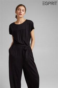 Esprit Black Jumpsuit