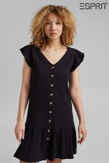 Esprit Black Jersey Dress