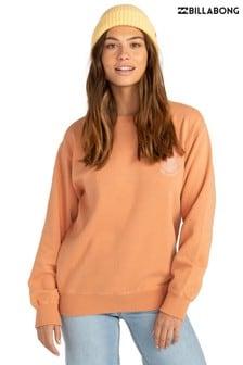 Billabong Brown Sun Season Sweatshirt