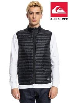 Quiksilver Black Scaly Body Warmer