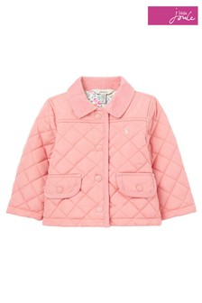 Joules Mabel Quilted Coat 0-3 years