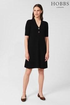 Hobbs Josie Knitted Dress