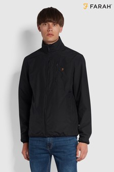 Farah Black Washington Jacket