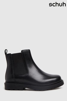 Schuh Black Clarity Chelsea Boots