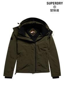 Superdry Green New Ottoman Arctic Windcheater Jacket