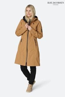 Ilse Jacobsen Cashew Functional Raincoat