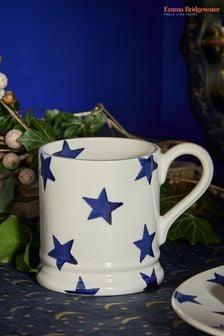 Emma Bridgewater Blue Star Mug