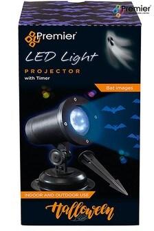 Premier Decorations Ltd Halloween In/Outdoor Bats Projector