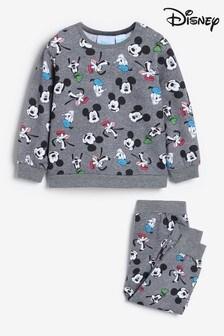 Disney Grey Sweatshirt And Joggers Set