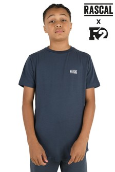 Rascal Boys Grey Essentials T-Shirt