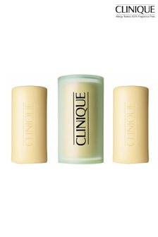 Clinique Three Little Soaps Mild 150g