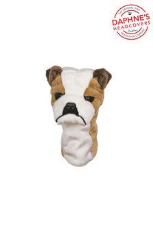 Daphnes Bulldog Golf Head Cover