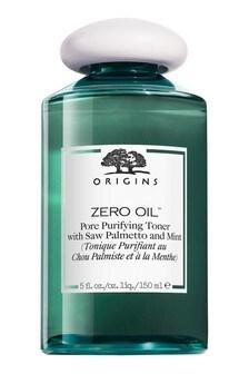 Origins Zero Oil Pore Refining Toner With Saw Palmetto & Mint 150ml