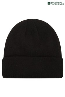 Mountain Warehouse Black Thinsulate Knitted Beanie