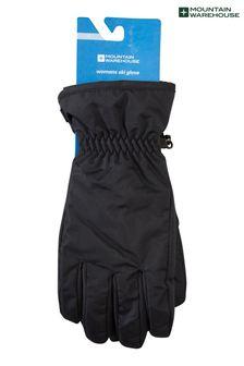 Mountain Warehouse Black Womens Ski Gloves