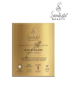Seoulista Beauty Golden Glow Instant Facial