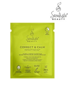 Seoulista Beauty Correct & Calm Instant Facial