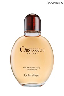 Calvin Klein Obsession For Men Eau de Toilette 125ml