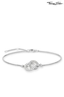 Thomas Sabo Silver Together Forever Bracelet