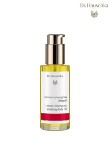 Dr. Hauschka Lemon Lemongrass Vitalising Body Oil