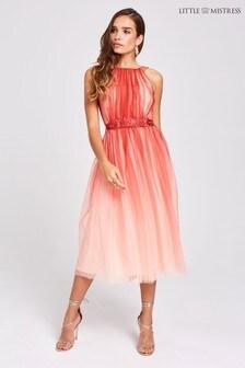 15bc7a4c4 Little Mistress Midi Prom Dress