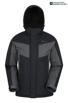 Mountain Warehouse Grey Dusk Mens Ski Jacket