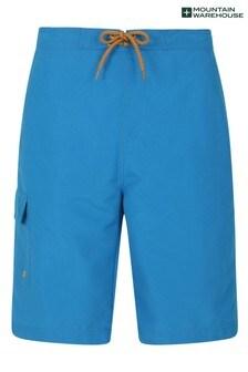 Mountain Warehouse Blue Ocean Mens Boardshorts