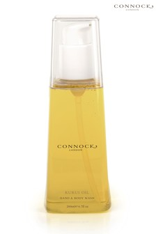 Connock London Kukui Oil Hand & Body Wash 200ml