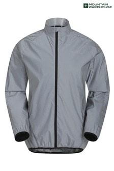 Mountain Warehouse Silver 360 Reflective Mens Jacket