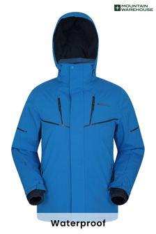 Mountain Warehouse Cobalt Galactic Extreme Mens Recco Ski Jacket