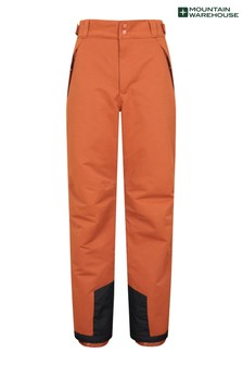 Mountain Warehouse Orange Luna Mens Ski Pants