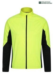 Mountain Warehouse Yellow Mens Cycle Top