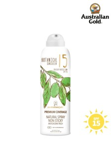 Australian Gold Botanical SPF 15 Continuous Spray 177ml