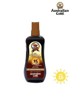 Australian Gold SPF 15 Spray with Instant Bronzer 237ml