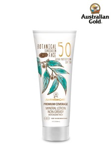Australian Gold Botanical SPF 50 Tinted Face Lotion 88ml