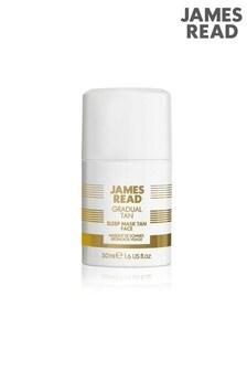James Read Tan Sleep Mask Tan Face