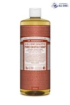 Dr. Bronners Organic Eucalyptus PureCastile Liquid Soap 946ml