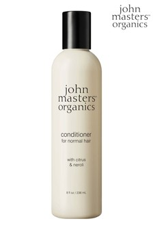 John Masters Organics Conditioner for Normal Hair with Citrus & Neroli 236ml