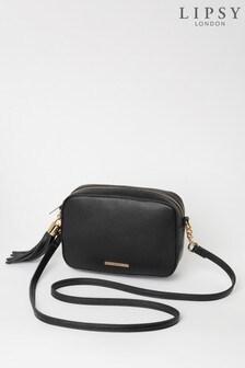 Lipsy Black Camera Bag