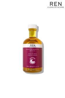 REN Moroccan Rose Otto Bath Oil 100ml