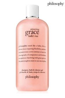 Philosophy Amazing Grace Ballet Rose Bath Shower Gel 480ml