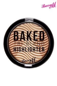 Barry M Cosmetics Baked Tri-Blend Highlighter