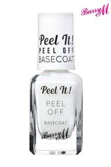 Barry M Cosmetics Peel It! Peel Off Base Coat
