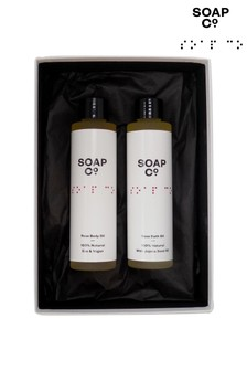 The Soap Co. Indulgent Rose Duo Gift Set