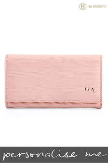 Personalised EPI Leather Purse By HA Designs