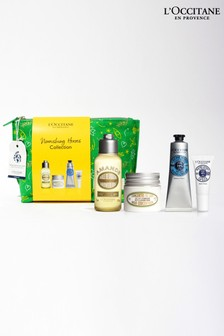 L'Occitane Nourishing Heroes Collection (Worth £30.50)