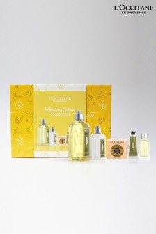L'Occitane Refreshing Verbena Collection (Worth £39)