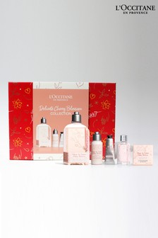 L'Occitane Delicate Cherry Blossom Collection (Worth £40.50)