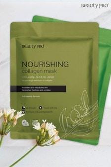 BeautyPro Nourishing Collagen Sheet Mask