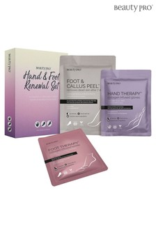 BeautyPro Hand & Foot Mask Set